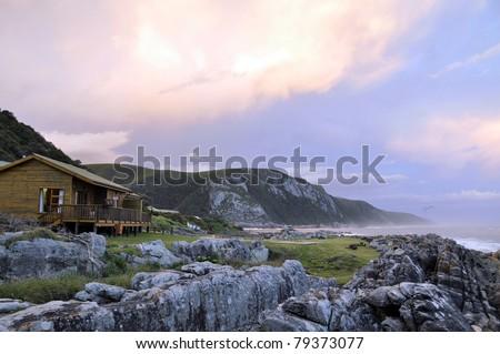 Tsitsikamma National Park, South Africa - stock photo
