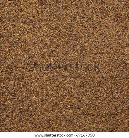 Ttexture of close up spices - stock photo