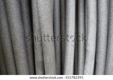 Tube bending springs  - stock photo