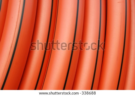 Tubular - stock photo