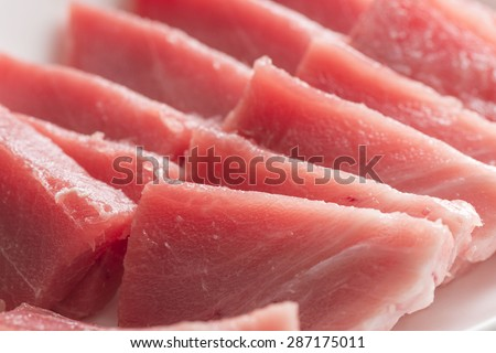 tuna - stock photo