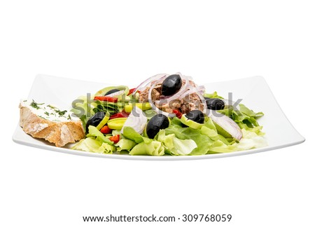 ... salad tuna salad sandwich recipe key ingredient tuna and olive salad