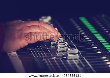 Tune up! - stock photo