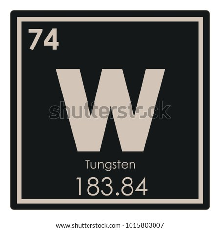Tungsten chemical element periodic table science stock illustration tungsten chemical element periodic table science stock illustration 1015803007 shutterstock urtaz Choice Image