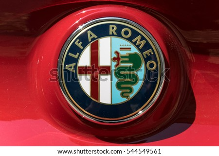 Red Alfa Romeo Logo Phone case for iPhone 7 and 7 Plus | Alfa ...