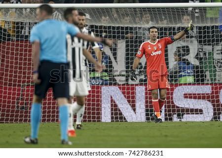 gianluigi buffon juventus goalkeeper - photo #27