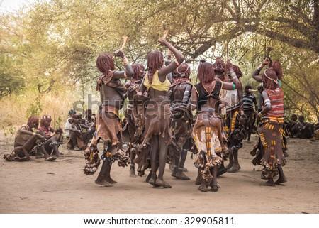 Minoan Art African Tribal Dance S...