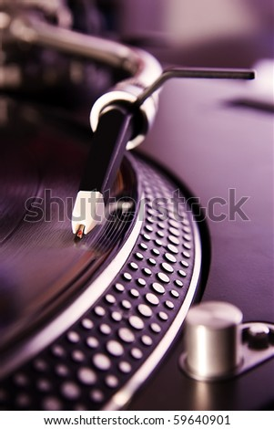 hurricanehank s party dj turntables dj audio equipment to play hi fi audio technology for professional dj concert