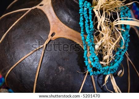 Turquoise - stock photo