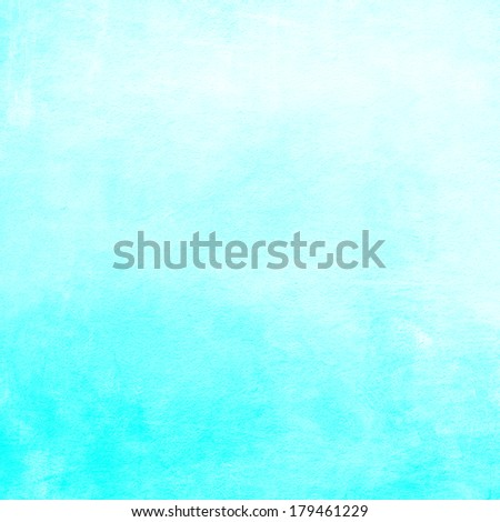 Turquoise abstract texture background - stock photo
