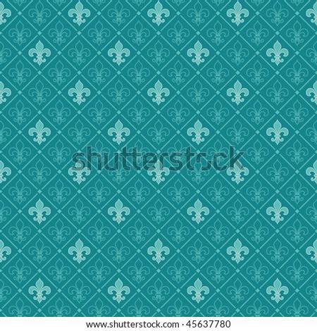 Turquoise background - stock photo