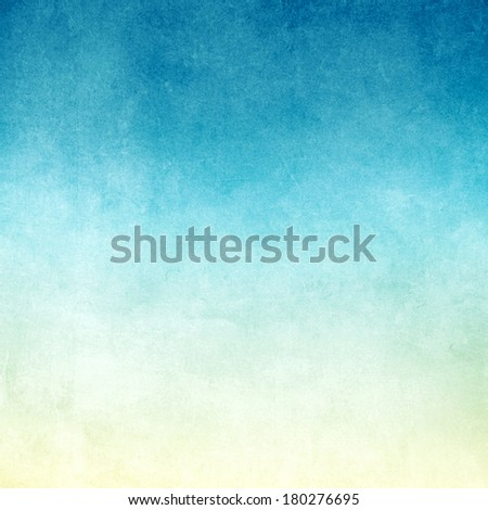 Turquoise grunge texture background