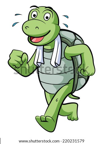 Running Turtle Stock Images, Royalty-Free Images & Vectors ...