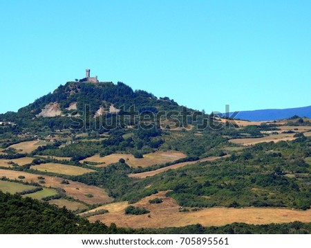 stock-photo-tuscany-italy-august-landsca