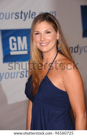TV presenter DAISY FUENTES at General Motors Annual ten Event in Los Angeles. February 28, 2006  Los Angeles, CA.  2006 Paul Smith / Featureflash