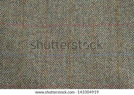 Tweed Texture  - stock photo