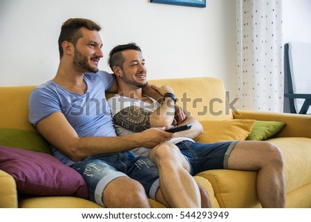 single gay men in couch Click to see images and bios of single gay men click to learn more about how you can meet one of these men.