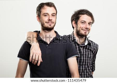 Two Male Friends Stock Images, Royalty-Free Images ...