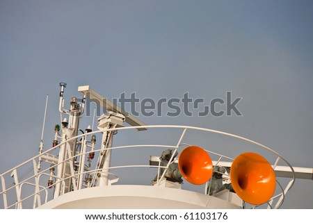 Ships Horn Stock Images, Royalty-Free Images & Vectors ...
