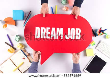 dream job speech Presentation for my communications class how to land your dream job | 5 tips to help get the job you want - duration: 9:36 real men real style 12,039 views.