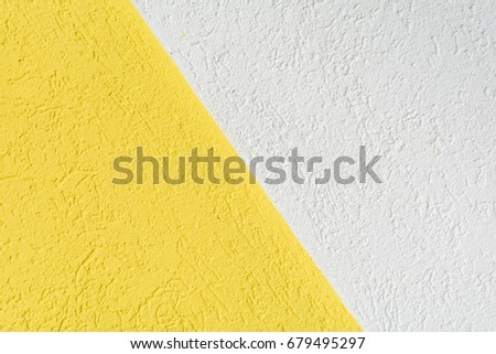 Two Tones Graphic Color Background Wall Stock Photo (Edit Now ...