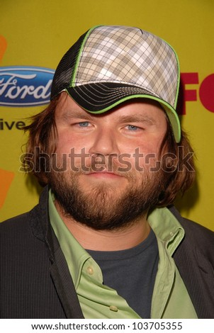 Tyler Labine at the Fox Fall Eco-Casino Party. BOA Steakhouse, West Hollywood, CA. 09-14-09