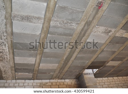 Slab house stock images royalty free images vectors for Types of slabs for house