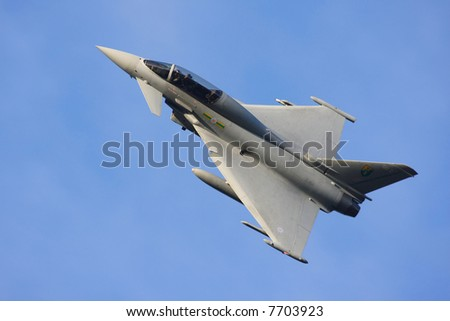 Typhoon - stock photo