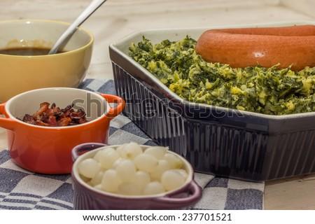 ... mashed potatoes perfect mashed potatoes with mashed boerenkool kale