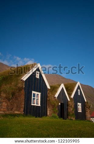 typical scandinavian houses