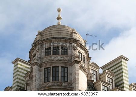 UK Architecture - stock photo