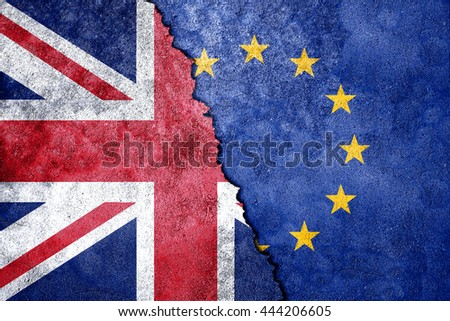 UK Brexit, European Union broken