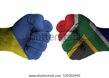 UKRAINE vs SOUTH AFRICA