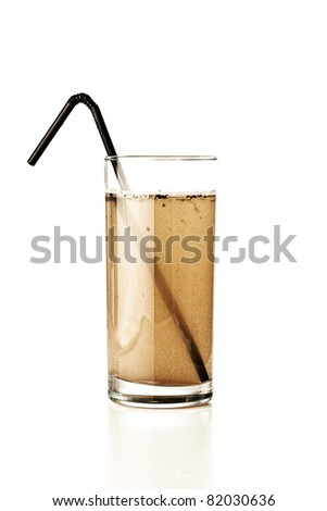 unclean water - stock photo