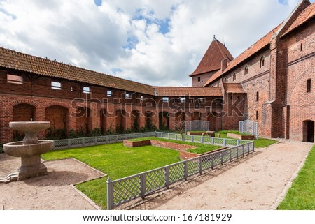 UNESCO designated the Castle in Malbork as the World Heritage Site in December 1997