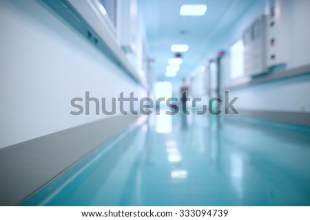 Unfocused blurred background for medical and scientific design