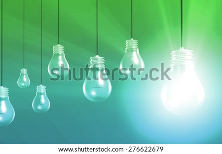 Unique Selling Point or USP Idea as a Concept - stock photo