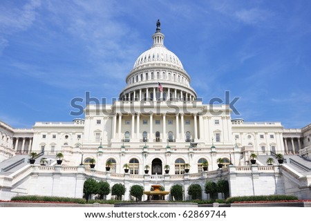 United States Capitol Building, Washington DC