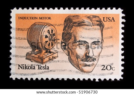 United states circa 1983 a stamp printed in usa for Nikola motors stock price