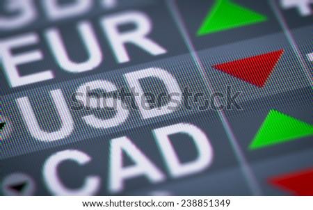 United States dollar - stock photo