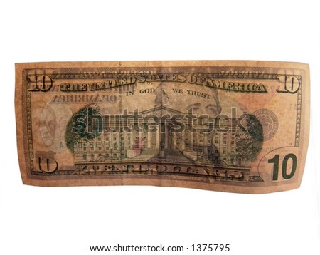 United States Money - stock photo