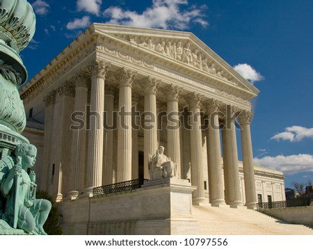 United States Supreme Court, Washington DC