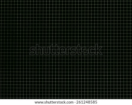 University notebook grid texture background - stock photo