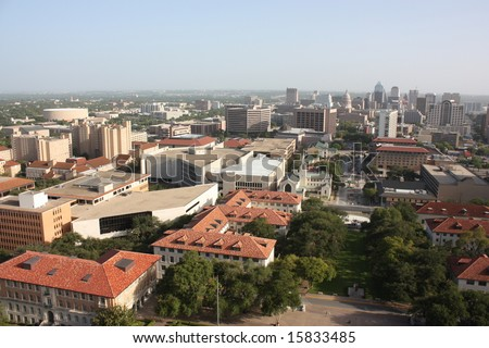 University of Texas at Austin campus