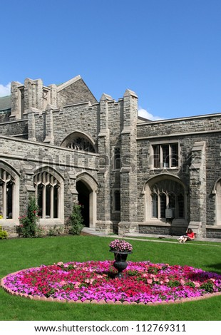 University of Toronto - stock photo