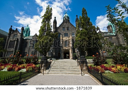 University of Toronto - stock photo