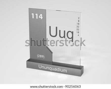 Ununquadium stock photos royalty free images vectors for 114 element periodic table