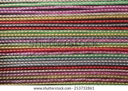 Unusual abstract colorful background texture - stock photo