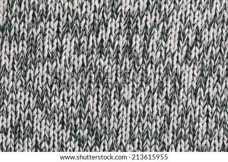 Unusual Abstract  knitted pattern background texture - stock photo