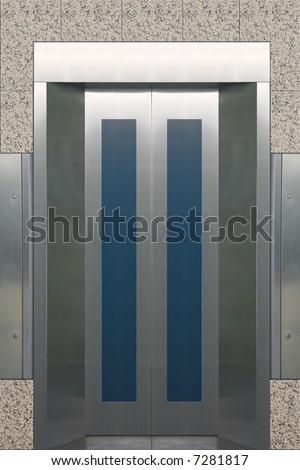 Up or down? - stock photo